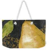 Melange French Yellow Pear Weekender Tote Bag