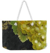 Melange Green Grapes Weekender Tote Bag