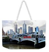 Melbourne 2014 Aids Conference Weekender Tote Bag