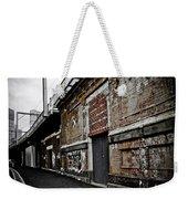 Melbourne Alley Weekender Tote Bag