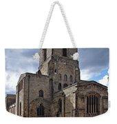 Melbourne Parish Church In Derbyshire Weekender Tote Bag