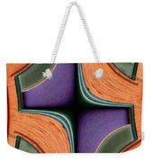 Melded Windows Weekender Tote Bag