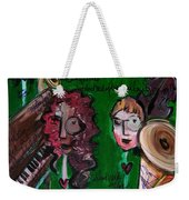 Melissa Axel At Swallow Hill Weekender Tote Bag