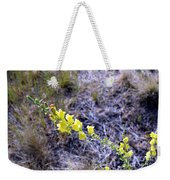 Who Is This Yellow Fellow Weekender Tote Bag