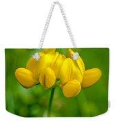 Mellow Yellow Weekender Tote Bag