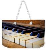 Melodies And Memories Weekender Tote Bag