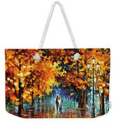 Melodies From The Past Weekender Tote Bag