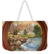 Melody Of Autumn. Weekender Tote Bag