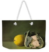 Melon Cauli Weekender Tote Bag