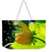 Melon's Flower 10 Weekender Tote Bag