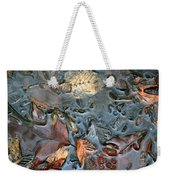 Melted Colors Weekender Tote Bag