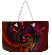 Melted Magic Weekender Tote Bag