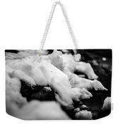 Melting Drift Weekender Tote Bag