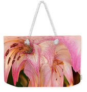 Melting Lilly Weekender Tote Bag