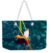 Melting Point Weekender Tote Bag