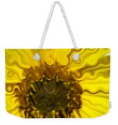 Melting Sunflower Weekender Tote Bag