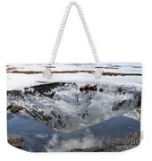 Melting View Weekender Tote Bag