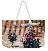 Memorial 1 Weekender Tote Bag