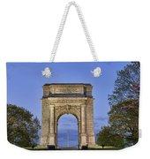 Memorial Arch Valley Forge Weekender Tote Bag
