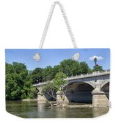 Memorial Bridge Weekender Tote Bag