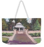 Memorial Garden Lakeside, Ohio Weekender Tote Bag