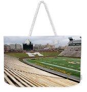 Memorial Stadium Weekender Tote Bag