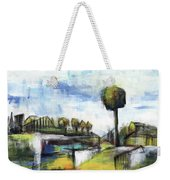 Memories From The Park Weekender Tote Bag