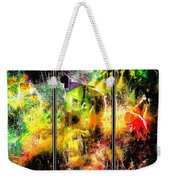 Memories Of Cats Past And Present Weekender Tote Bag