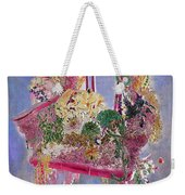 Memories Of Grandmother's Garden Weekender Tote Bag
