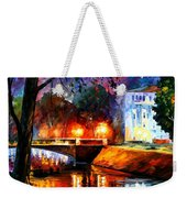 Memories Of The First Love Weekender Tote Bag
