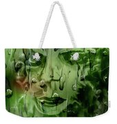 Memory In The Rain Weekender Tote Bag by Darren Cannell