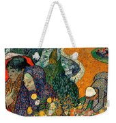 Memory Of The Garden At Etten Weekender Tote Bag