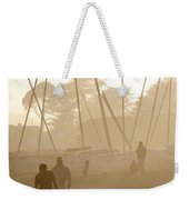 Men And Marina Weekender Tote Bag