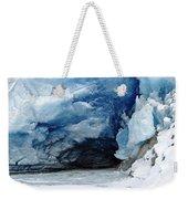 Mendenhall Glacier Face Weekender Tote Bag