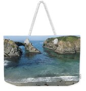 Mendicino County Viewpoint Weekender Tote Bag