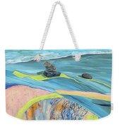 mendocino coast II Weekender Tote Bag