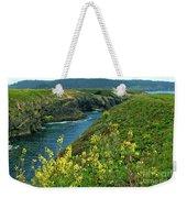 Mendocino Headlands Weekender Tote Bag