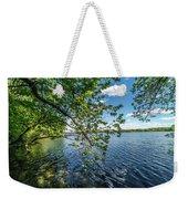 Mendota Lake Weekender Tote Bag
