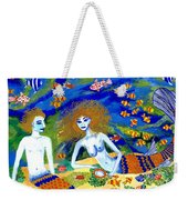 Mer Quarrel Weekender Tote Bag