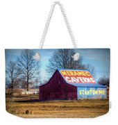 Meramec Caverns Barn Weekender Tote Bag