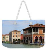 Mercato Di Rialto In Venice Italy Weekender Tote Bag