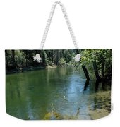 Merced River Banks Weekender Tote Bag