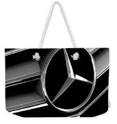 Mercedes Badge Weekender Tote Bag