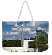 Mercedes - Benz Plant Weekender Tote Bag