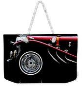 Mercedes Benz Ssk  Weekender Tote Bag