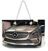 Mercedes Benz Style Coupe Concept Number 1 Weekender Tote Bag