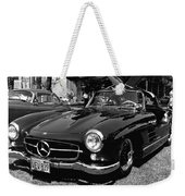 Mercedes Gull Wing Coupe Weekender Tote Bag
