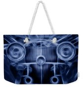 Mercedes Roadster Weekender Tote Bag