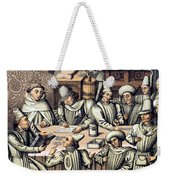 Merchants Paying Taxes Weekender Tote Bag