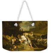 Mercury And Argus 1647 Weekender Tote Bag